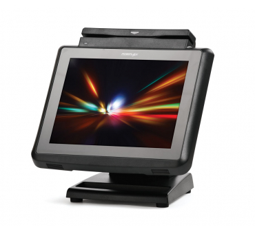 "Сенсорный терминал Posiflex KS-7310-B-RT черный, 9,7"" TFT, Intel Atom D525 (PineView) Dual Core 1.8"